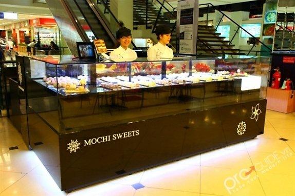 Mochi Sweets Vũng Tàu tuyển Nhân viên bán hàng